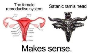 Kvinnor är onda. Hata dom!